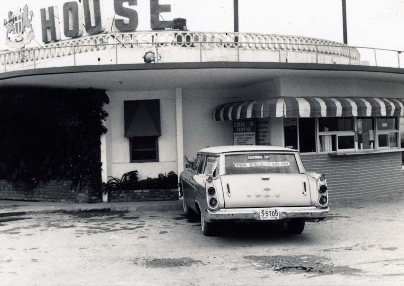 60年代の外観米車