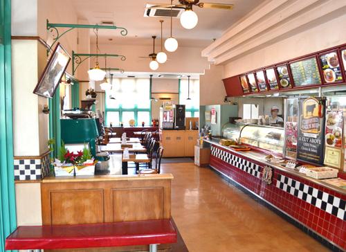 ピザハウスジュニア北谷店